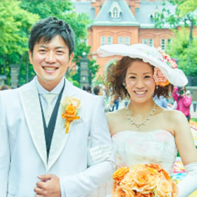 SAPPORO FLOWER CARPET WEDDING 2015