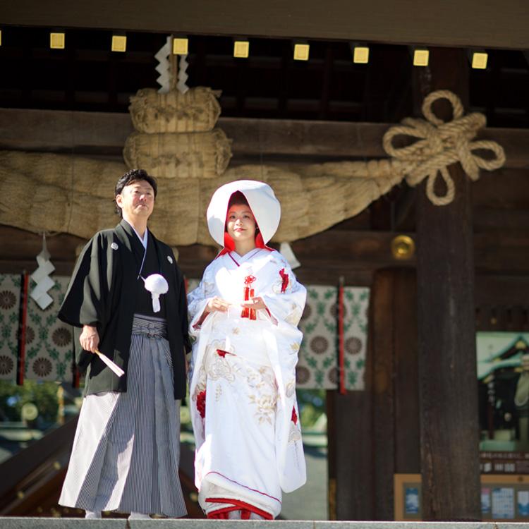 日本の花嫁